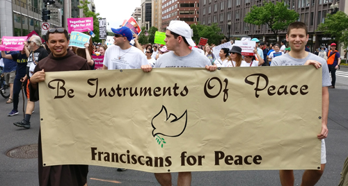 Instuments of peace
