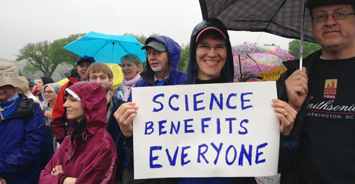 Science benefits everyone