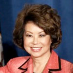 headshot of Elaine Chao.