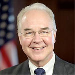 headshot of Tom Price.