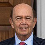 headshot of Wilbur Ross.