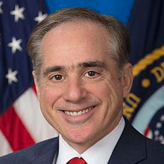 headshot of David  Shulkin